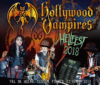 HOLLYWOOD VAMPIRES - HELLFEST 2018