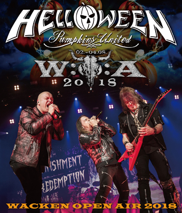 HELLOWEEN - WACKEN OPEN AIR 2018