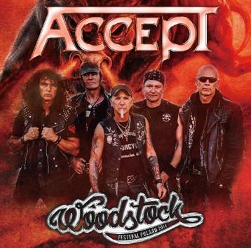 ACCEPT - WOODSTOCK FESTIVAL POLAND 2014
