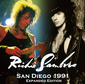RICHIE SAMBORA - SAN DIEGO 1991: EXPANDED EDITION