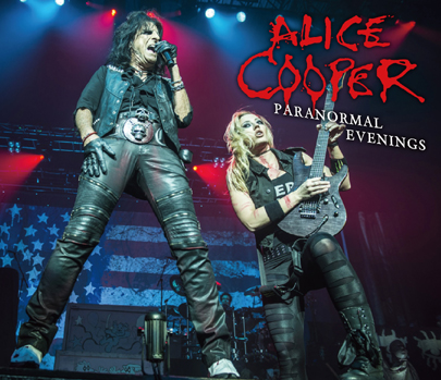 ALICE COOPER - PARANORMAL EVENINGS