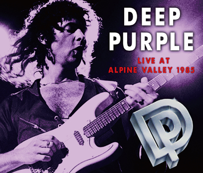 DEEP PURPLE - LIVE AT ALPINE VALLEY 1985