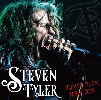 STEVEN TYLER - ALOHA FROM MAUI 2018