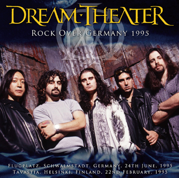 DREAM THEATER - ROCK OVER GERMANY 1995 (1CDR)