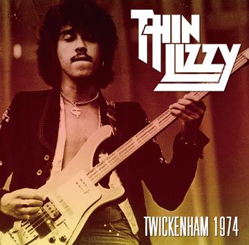 THIN LIZZY - TWICKENHAM 1974 (1CDR)