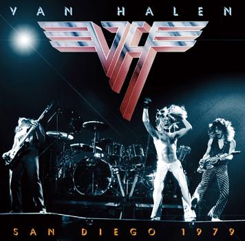 VAN HALEN - SAN DIEGO 1979 (2CDR)