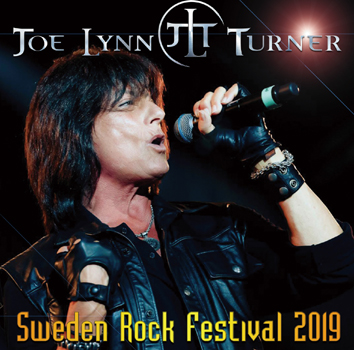 JOE LYNN TURNER - SWEDEN ROCK FESTIVAL 2019 (1CDR)