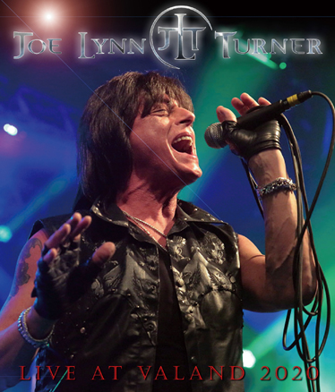 JOE LYNN TURNER - LIVE AT VALAND 2020 (1BDR)