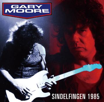 GARY MOORE - SINDELFINGEN 1985 (2CDR)