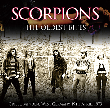 SCORPIONS - THE OLDEST BITES (1CDR)