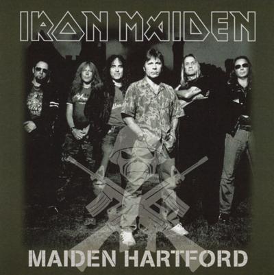 IRON MAIDEN - MAIDEN HARTFORD
