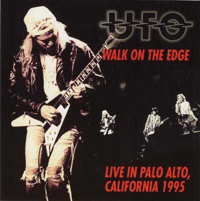 UFO - WALK ON THE EDGE