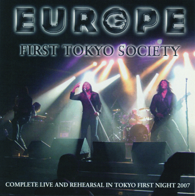 EUROPE - FIRST TOKYO SOCIETY