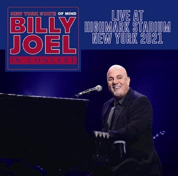 BILLY JOEL - LIVE AT HIGHMARK STADIUM NEW YORK 2021 (2CDR)