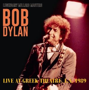 BOB DYLAN - LIVE AT GREEK THEATRE, L.A. 1989(2CDR)