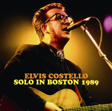 ELVIS COSTELLO - SOLO IN BOSTON 1989 (2CDR)