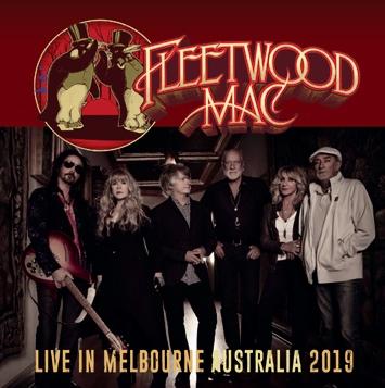 FLEETWOOD MAC - LIVE IN MELBOURNE 2019(2CDR)