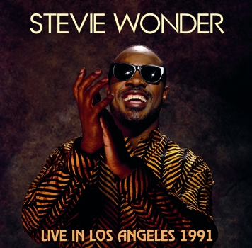 STEVIE WONDER - LIVE IN LOS ANGELES 1991 (1CDR)