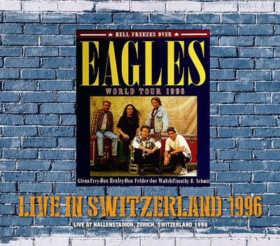 EAGLES - LIVE IN SWITZERLAND 1996 (3CDR)