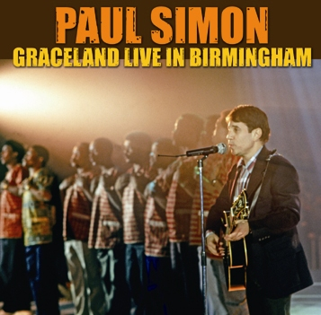 PAUL SIMON - GRACELAND LIVE IN BIRMINGHAM (2CDR)