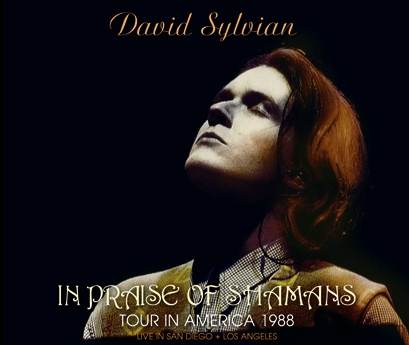 DAVID SYLVIAN - IN PRAISE OF SHAMANS: TOUR IN AMERICA 1988 (4CDR)
