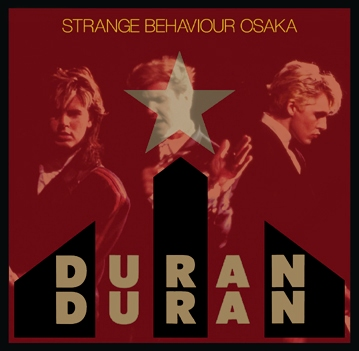 DURAN DURAN - STRANGE BEHAVIOUR OSAKA(2CDR)