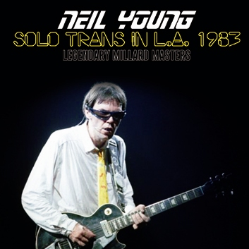 NEIL YOUNG - SOLO TRANS IN L.A. 1983 (2CDR)