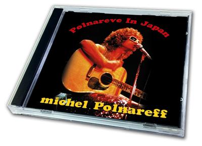 MICHEL POLNAREFF - POLNAREVE IN JAPAN