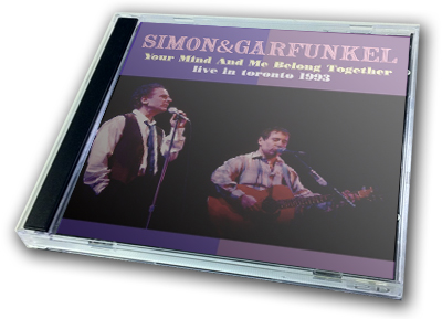 SIMON & GARFUNKEL - YOUR MIND AND ME BELONG TOGETHER