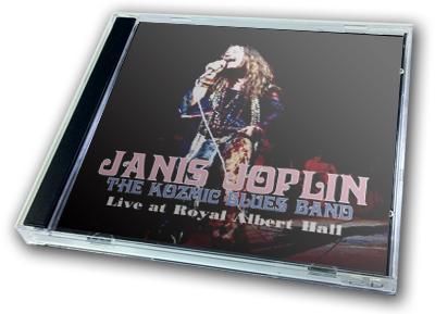 JANIS JOPLIN - LIVE AT ROYAL ALBERT HALL