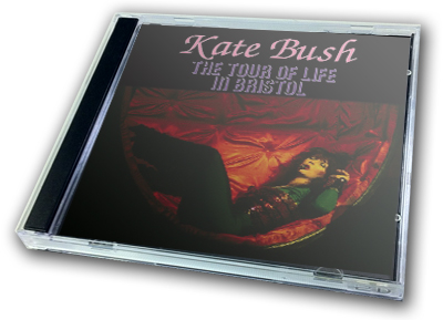 KATE BUSH - THE TOUR OF LIFE IN BRISTOL