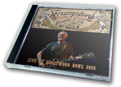 PETER FRAMPTON - FRAMPTON'S GUITAR CIRCUS TOUR