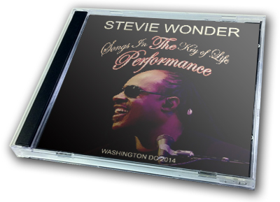 STEVIE WONDER - SONGS IN THE KEY OF LIFE PERFORMANCE