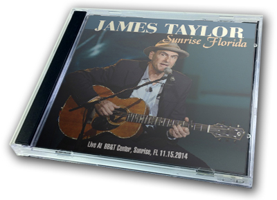 JAMES TAYLOR - SUNRISE FLORIDA