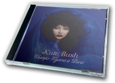 KATE BUSH - CHAMPS-ELYSEES A PARIS