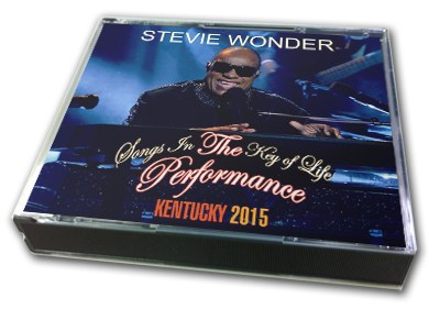STEVIE WONDER - SONGS IN THE KEY OF LIFE PERFORMANCE - KENTUCKY 2015