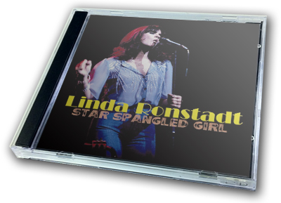 LINDA RONSTADT - STAR SPANGLED GIRL