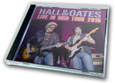 HALL & OATES - LIVE IN OHIO : TOUR 2015