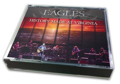EAGLES - HISTORY MADE AT VIRGINIA