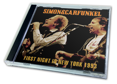 SIMON & GARFUNKEL - FIRST NIGHT IN NEW YORK 1993