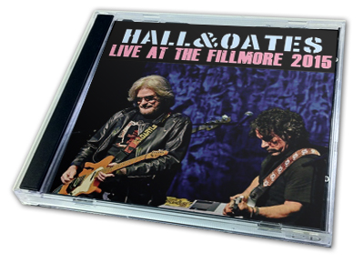 HALL & OATES - LIVE AT THE FILLMORE