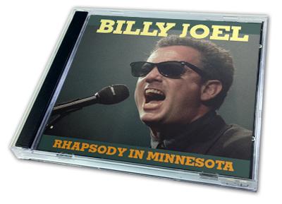 BILLY JOEL - RHAPSODY IN MINNESOTA