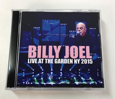 BILLY JOEL - LIVE AT THE GARDEN NY 2015