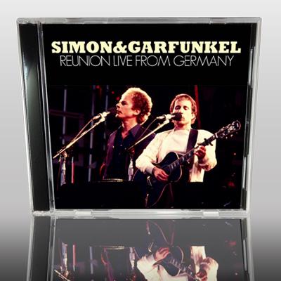 SIMON & GARFUNKEL - REUNION LIVE FROM GERMANY