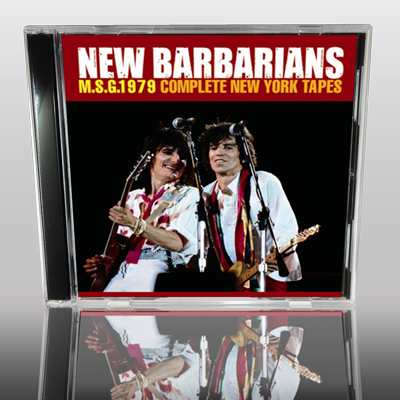 NEW BARBARIANS - M.S.G. 1979: COMPLETE NEW YORK TAPES