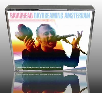 RADIOHEAD - DAYDREAMING AMSTERDAM