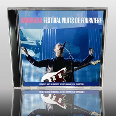 RADIOHEAD - FESTIVAL DE FOURVIERE