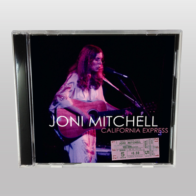 JOMI MITCHELL - CALIFORNIA EXPRESS