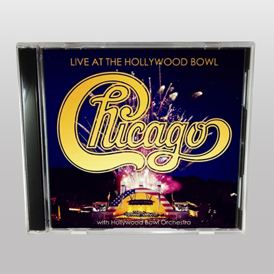 CHICAGO - LIVE AT THE HOLLYWOOD BOWL