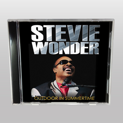 STEVIE WONDER - OUTDOOR IN SUMMERTIME